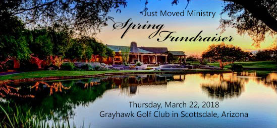 Just Moved Ministry spring fundraiser