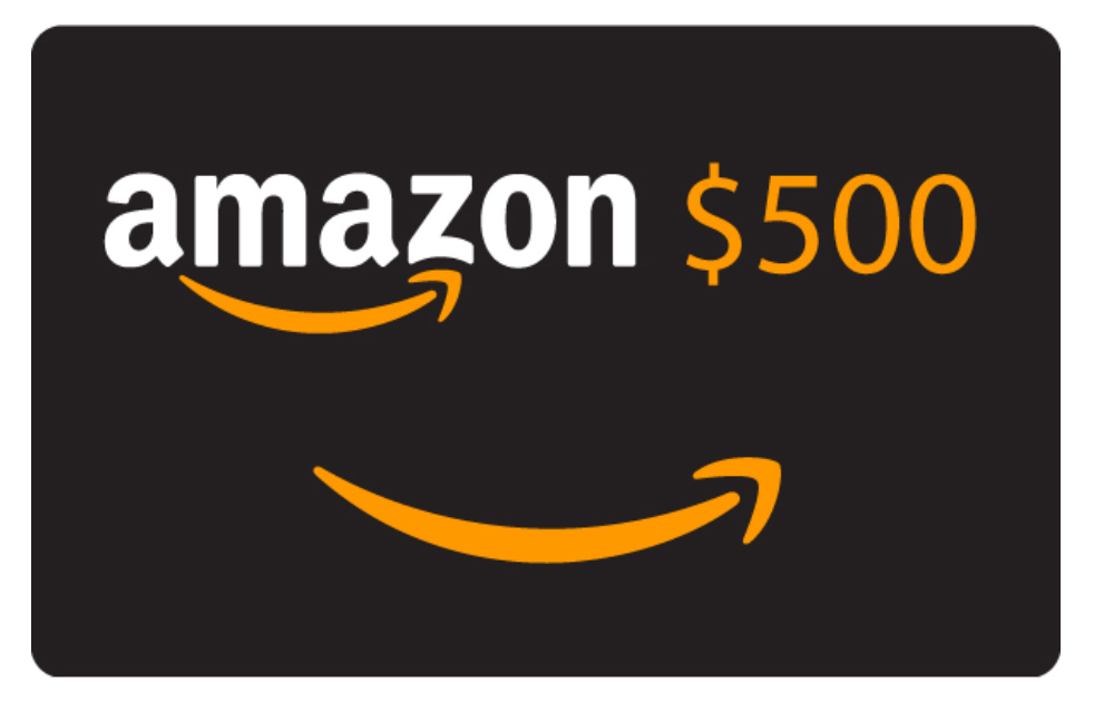 500 Amazon Gift Card Raffle Ticket Just Moved Ministry