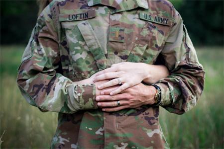 military deployment