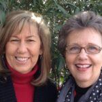 Paulette Miller and JoAnn Smith